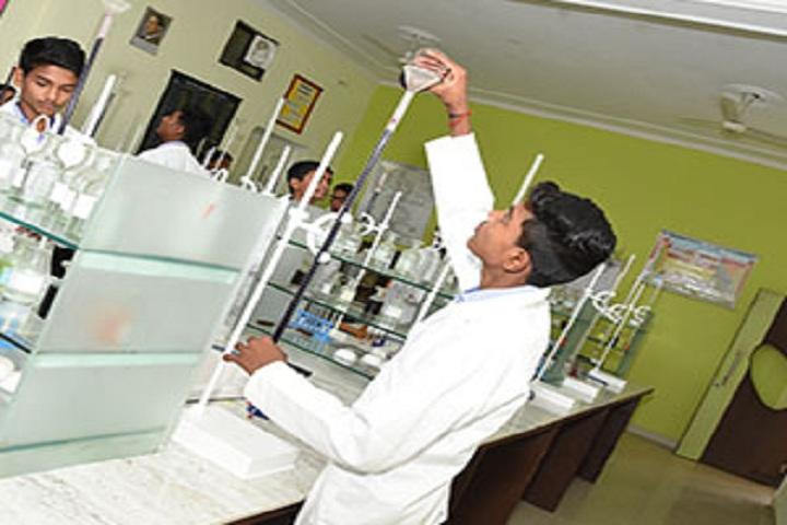 Rawal Bal Shiksha Kendra-Chemistry lab