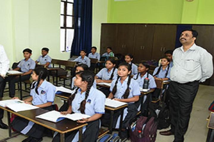 Rawal Bal Shiksha Kendra-Classroom