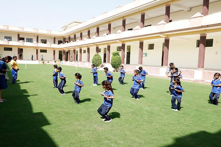 Rawal Bal Shiksha Kendra-Dance Club