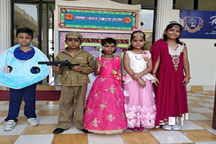 Rawal Bal Shiksha Kendra-Fancy Dress