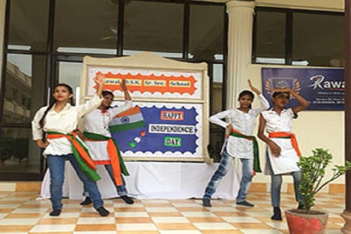 Rawal Bal Shiksha Kendra-Independence Day