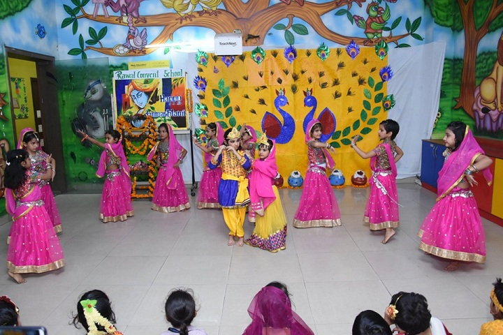 Rawal Convent School-Festival Celebration