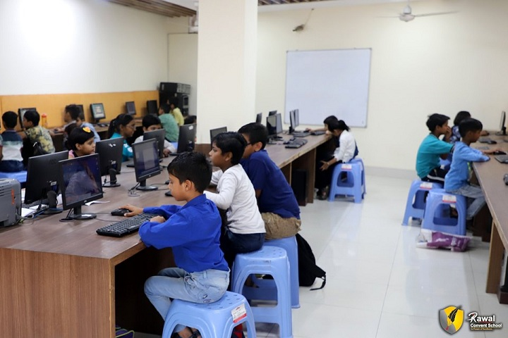 Rawal Convent School-IT Lab