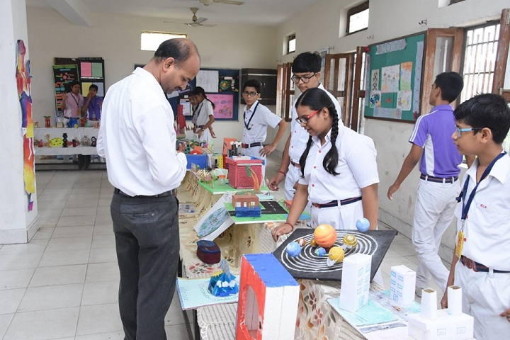 Rawal Convent School-Science Exhibition