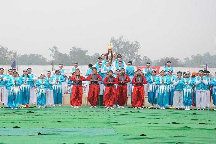 Rawal International School-Dance Performance