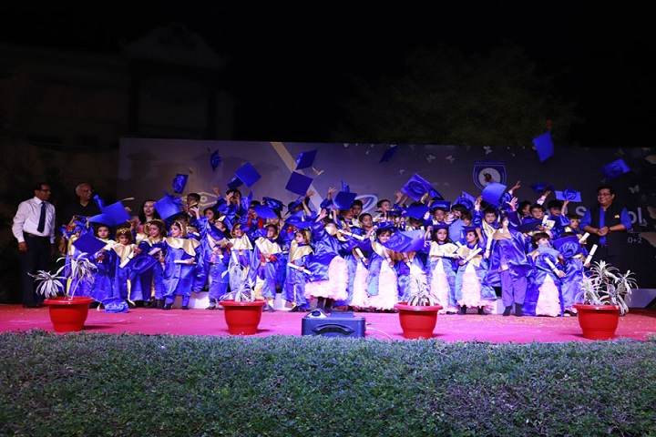Rawal International School-Group Dance