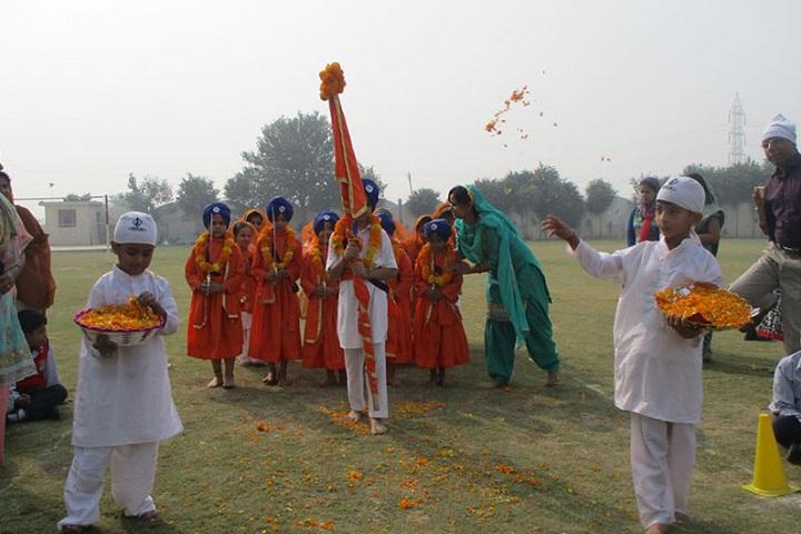 Rawal International School-Guru Nanak Parv