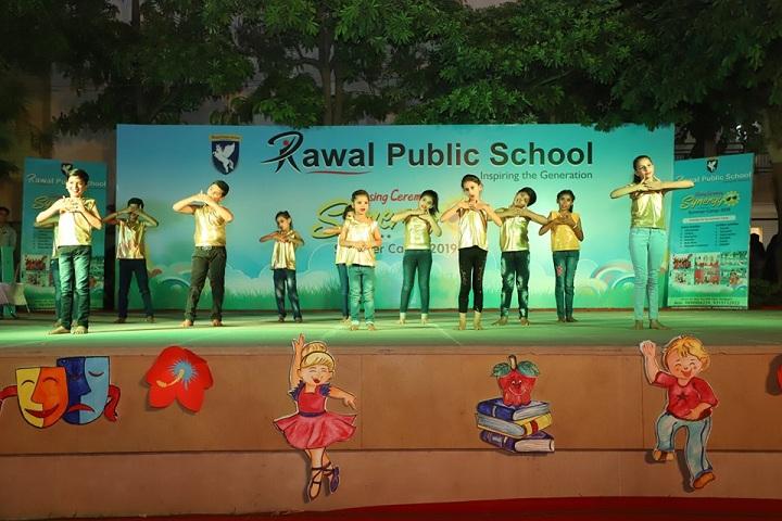Rawal Public School-Annual Day