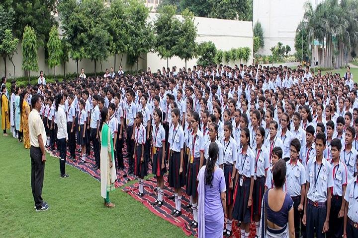 Rawal Public School-Assembly