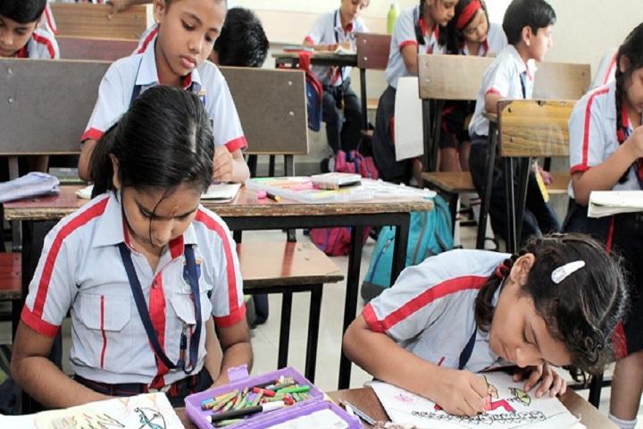 Rawal Public School-Classroom