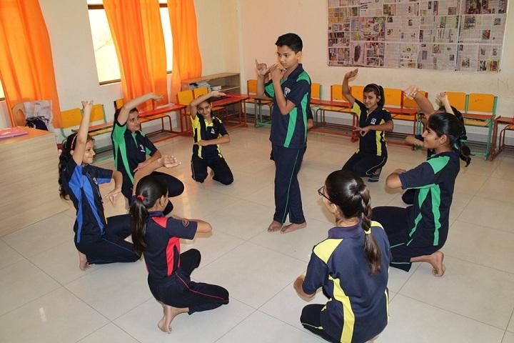 Rawal Public School-Dance Room