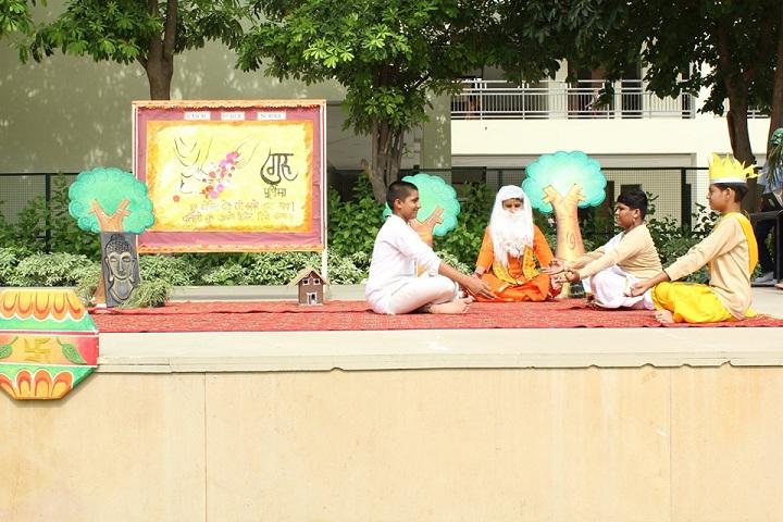 Rawal Public School-Drama Activity