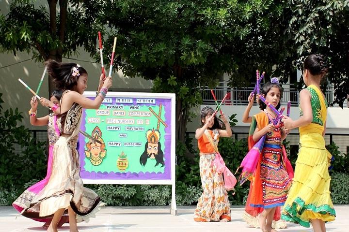 Rawal Public School-Festival Celebration
