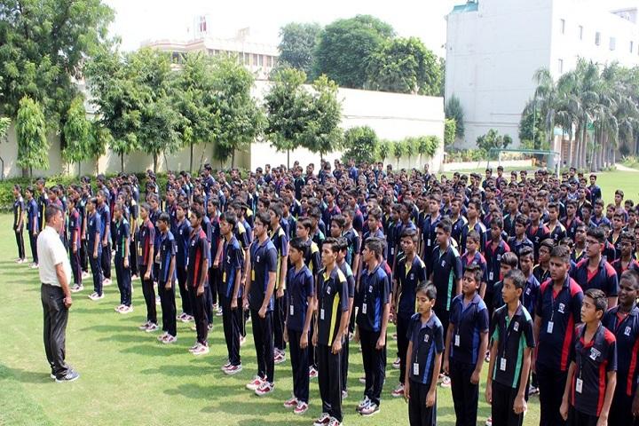 Rawal Public School-Sports Day