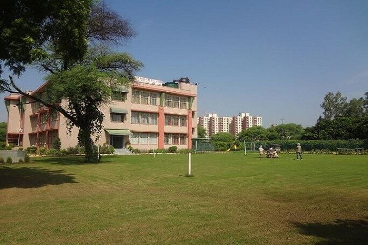 Red Roses Public School-Campus View
