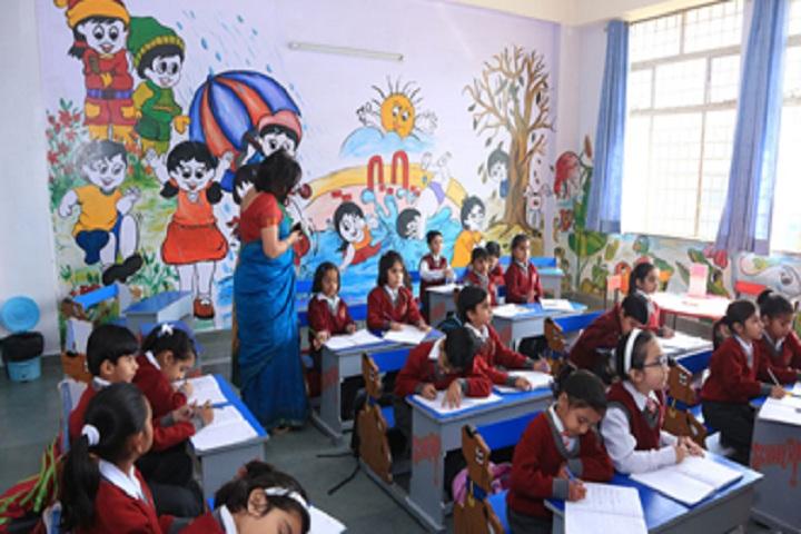 Red Roses Public School-Classroom