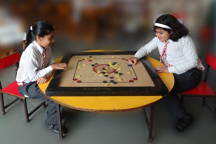 Red Roses Public School-Indoor games