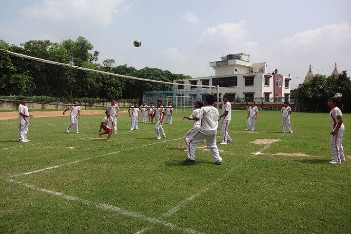 Red Roses Public School-Sports
