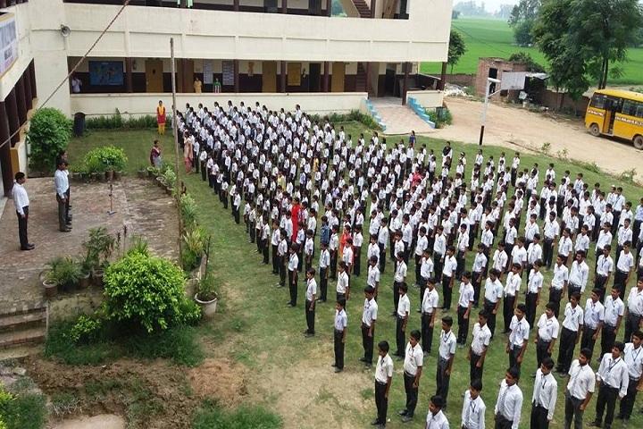 Rhythm Valley Public School-Assembly