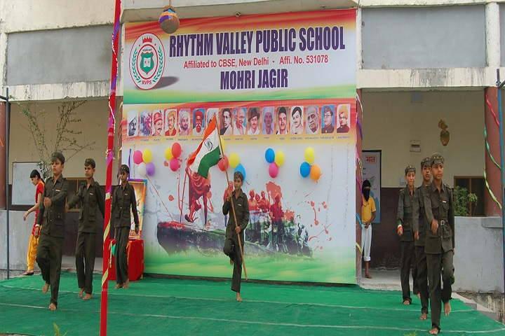 Rhythm Valley Public School-Independence Day