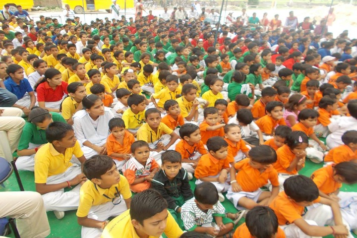 Rhythm Valley Public School-Sports Day Celebration