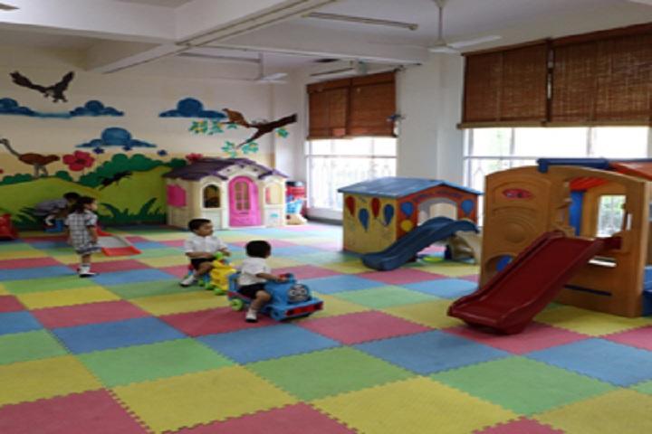Ridge Valley School-Activity Room