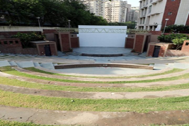 Ridge Valley School-Amphitheater