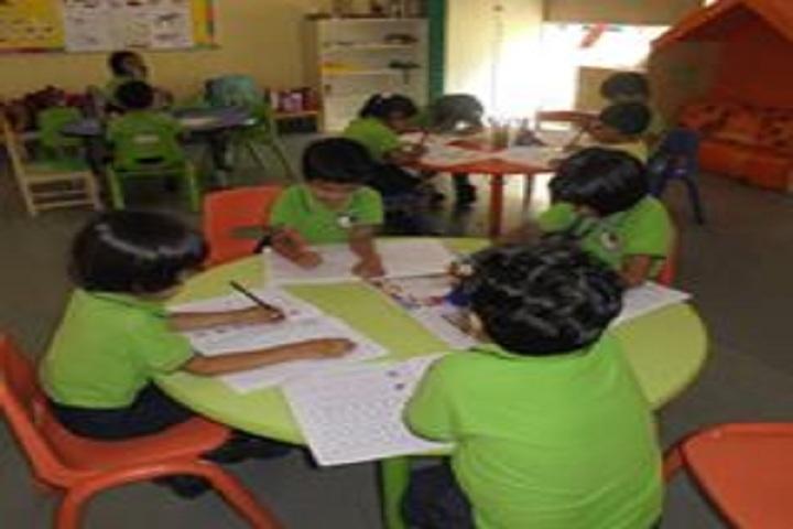 Ridge Valley School-Class Activity