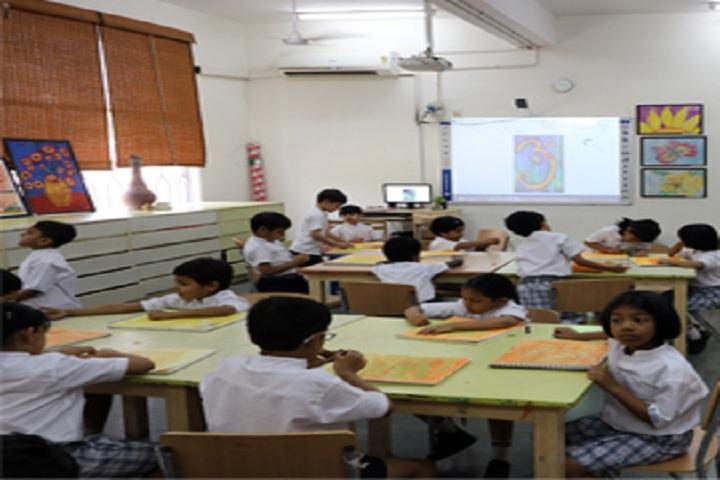 Ridge Valley School-Classroom
