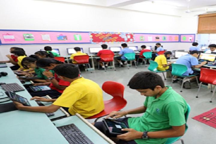 Ridge Valley School-Computer Lab