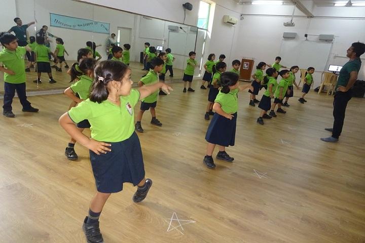 Ridge Valley School-Dance Room