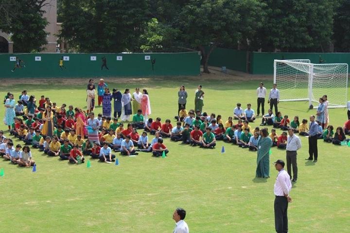 Ridge Valley School-Sports Day