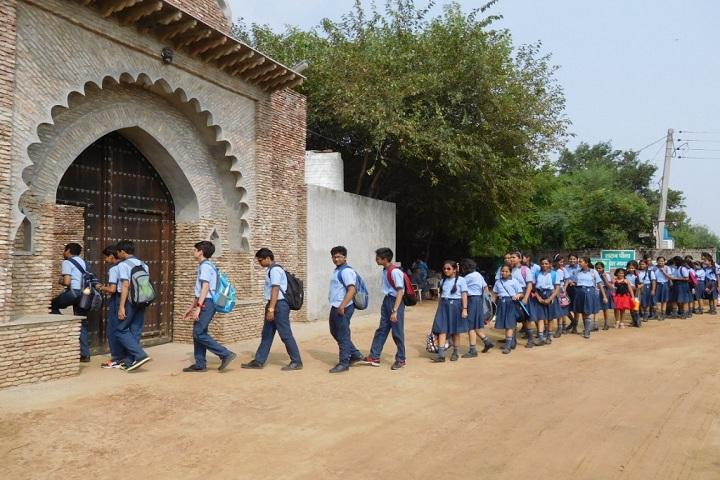Rigveda International School-Excursion Trip