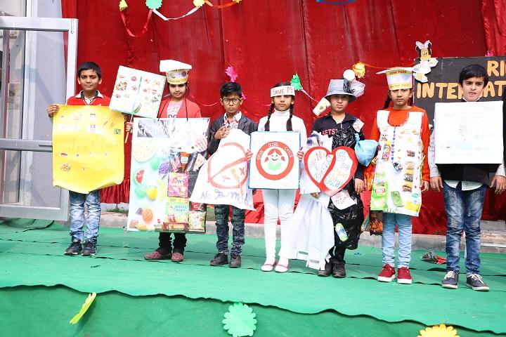 Rigveda International School-Fancy Dress