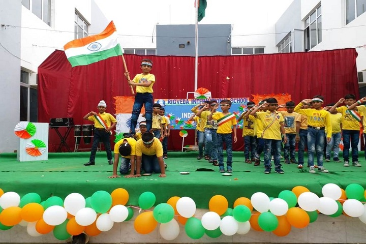 Rigveda International School-Independence Day