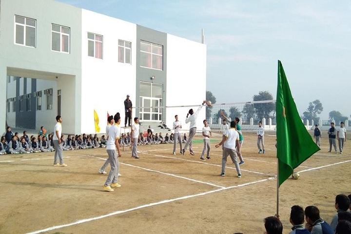 Rigveda International School-Sports