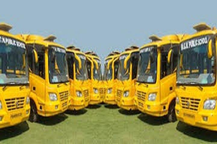 Rigveda International School-Transport