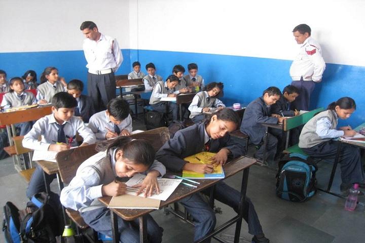 Rishi Public School-Classroom