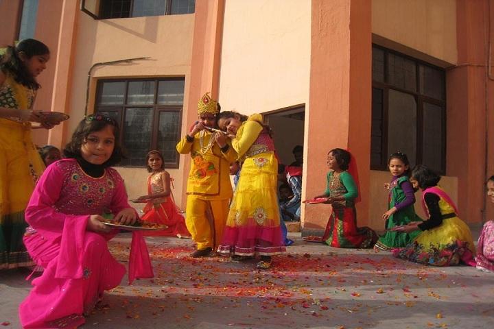 Rishi Public School-Festival Celebration