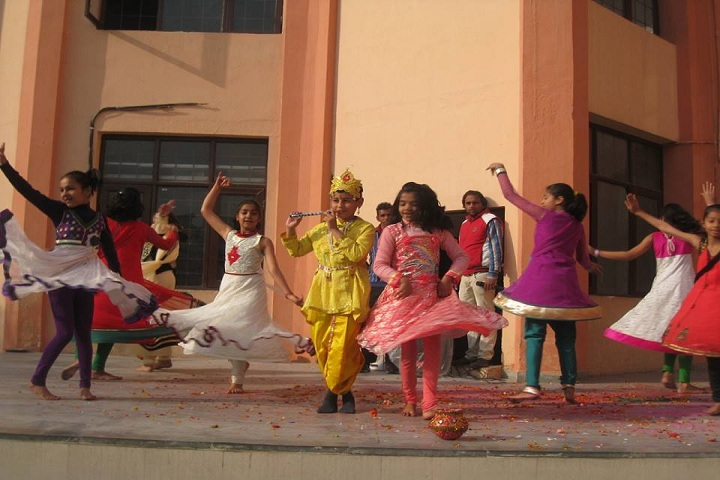 Rishi Public School-Janmashtami Celebration