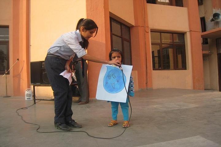 Rishi Public School-Story Telling