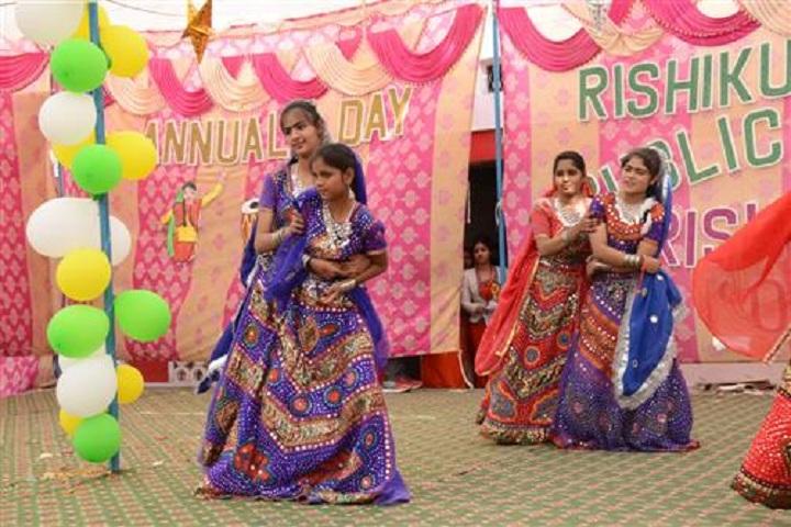 Rishikul Arya Public School-Dance Performance