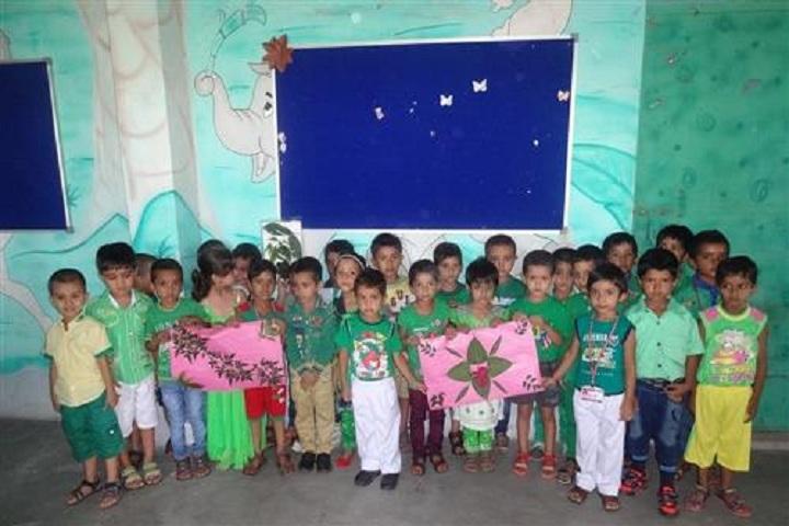 Rishikul Arya Public School-Green Day Celebration