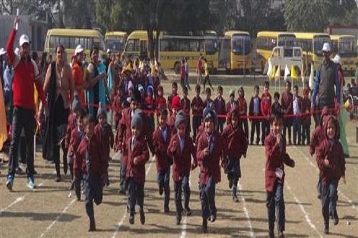 Rishikul Arya Public School-Sports