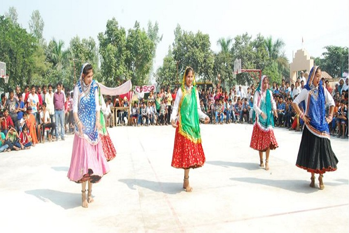 Rishikul Senior Secondary School-Cultural Day