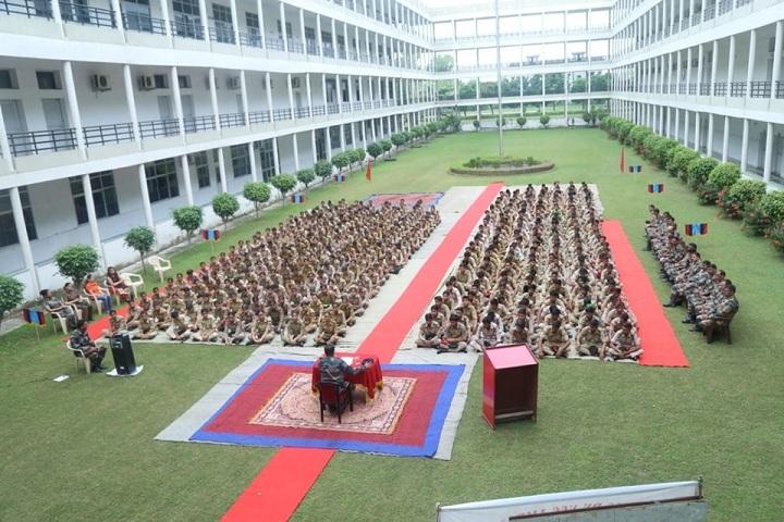 Rishikul Senior Secondary School-NCC Camp Meet