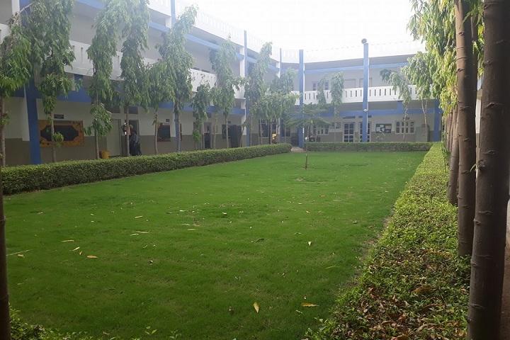 Rishikul Senior Secondary School-School View