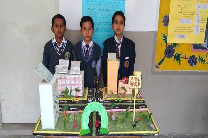 Rishikul Senior Secondary School-Science Exhibition