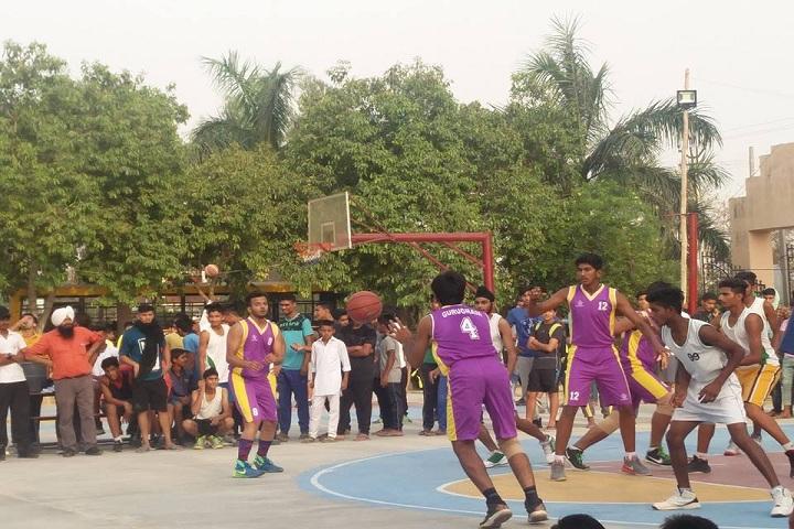 Rishikul Senior Secondary School-Sports