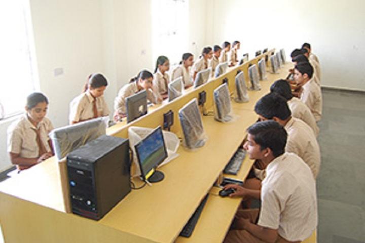 Rishikul Senior Secondary School-IT Lab